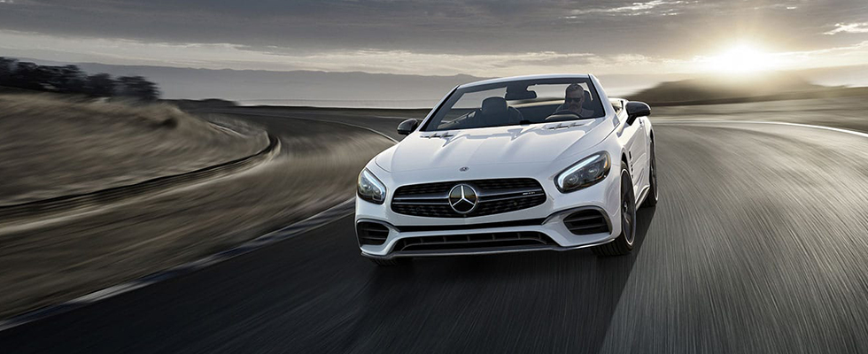 2019 Mercedes-Benz SL Roadster Safety Main Img