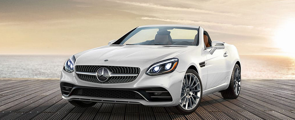 2019 Mercedes-Benz SLC Roadster Main Img