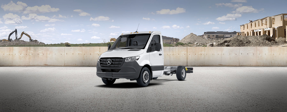 2019 Mercedes-Benz Sprinter Cab Chassis Main Img