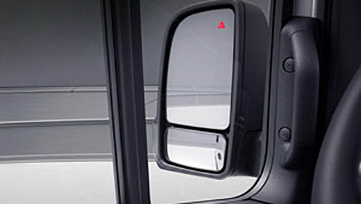 2019 Mercedes-Benz Sprinter Cab Chassis safety