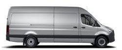 Sprinter Cargo Van 170 Wheelbase - High Roof - 6-Cyl. Diesel