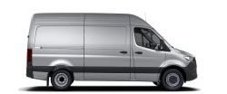 Sprinter Cargo Van 144 Wheelbase - High Roof - 6-Cyl. Diesel