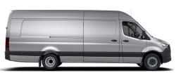 Sprinter Cargo Van 170 Extended Wheelbase - High Roof - 6-Cyl. Diesel