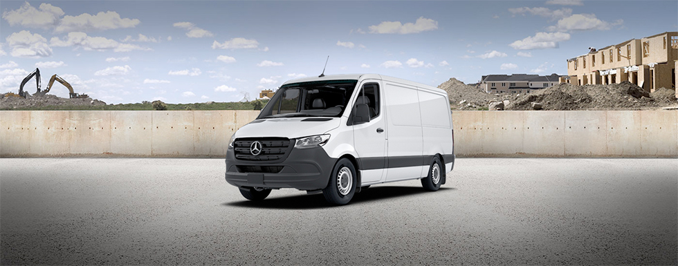 2019 Mercedes-Benz Sprinter Cargo Van Main Img