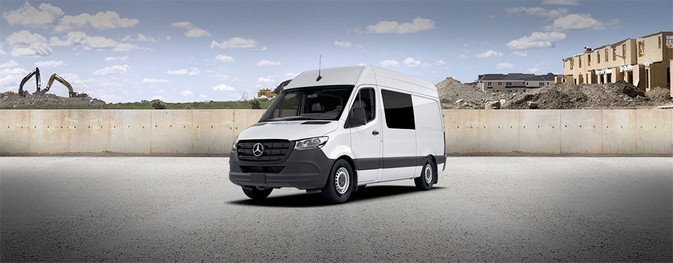 2019 Mercedes-Benz Sprinter Crew Van Main Img