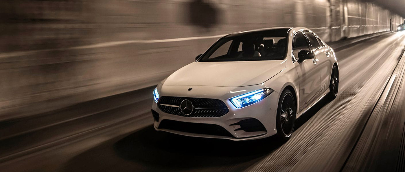 2020 Mercedes-Benz A-Class Sedan Main Img