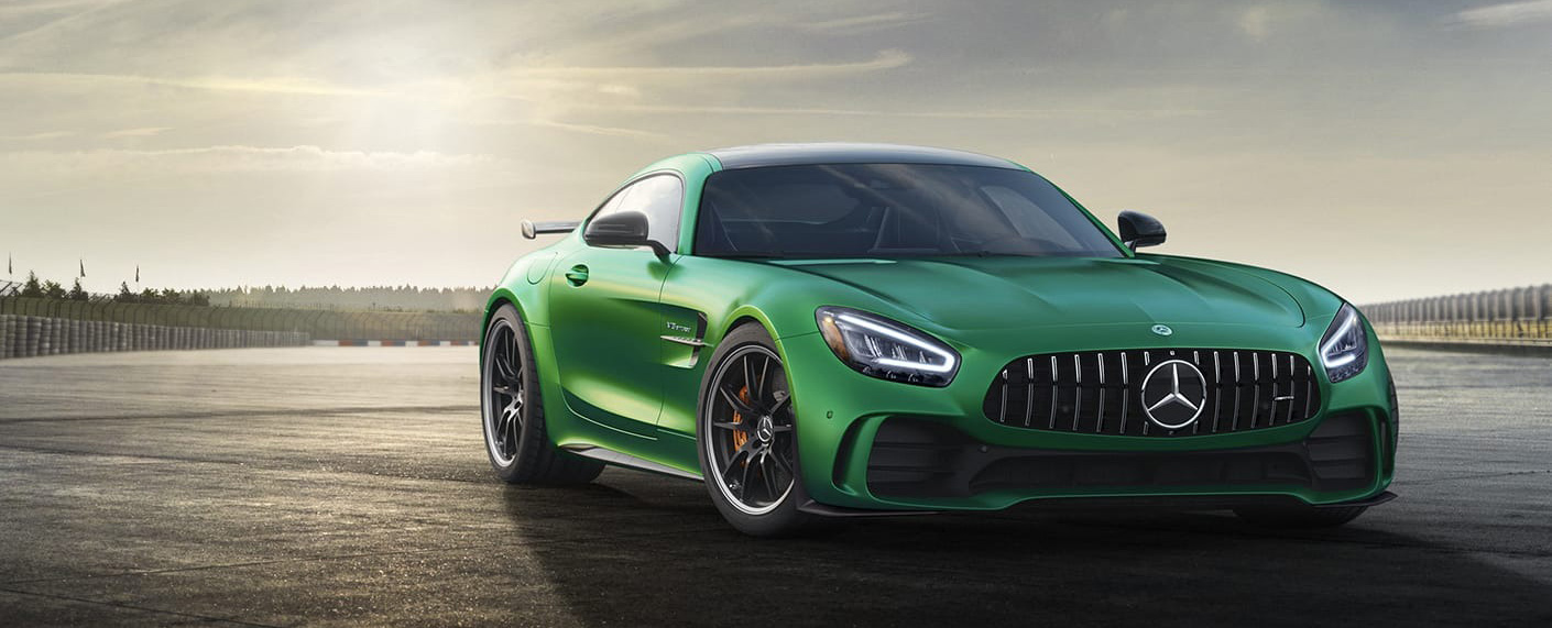 2020 Mercedes-Benz AMG GT R Coupe Appearance Main Img