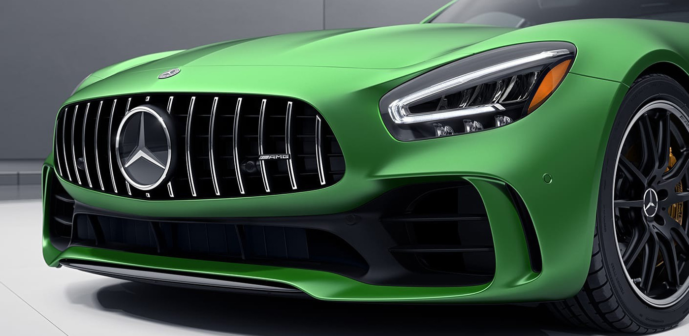 2020 Mercedes-Benz AMG GT R Coupe Safety Main Img
