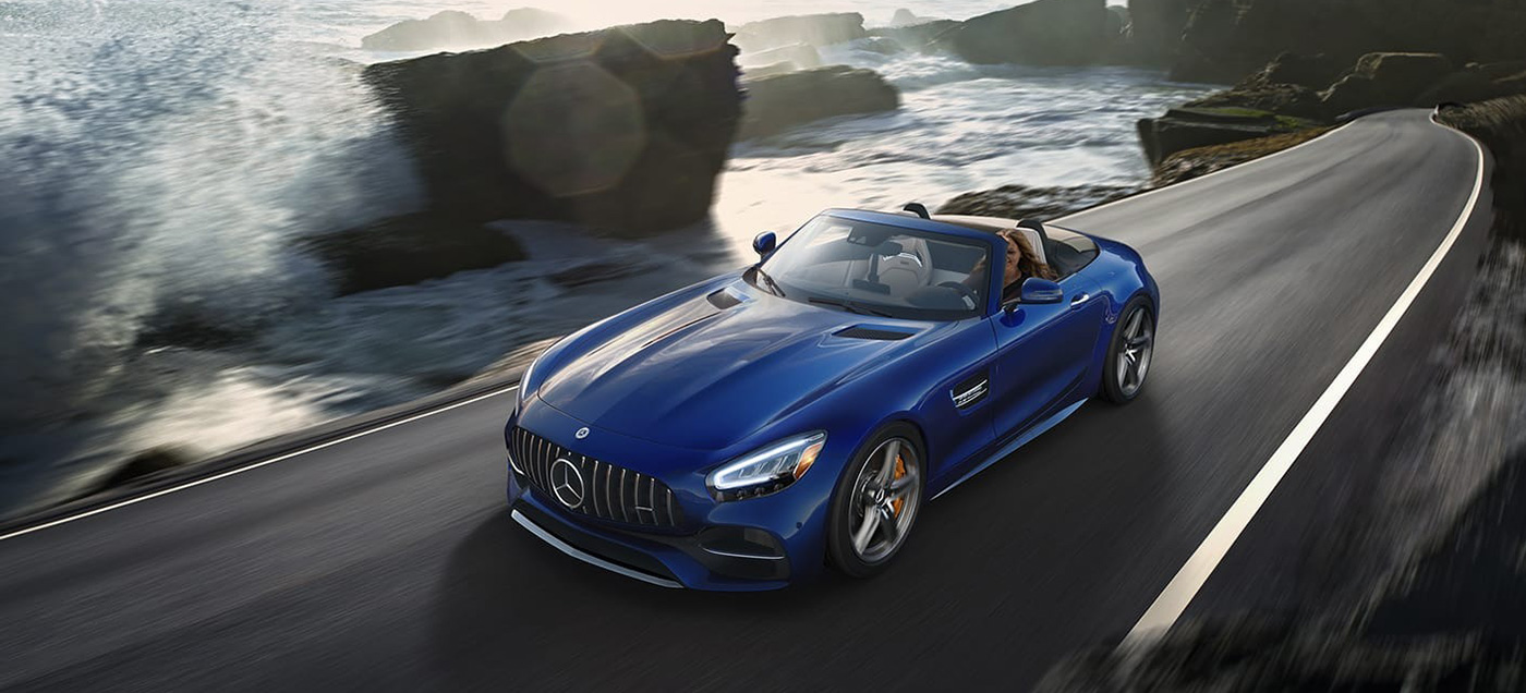 2020 Mercedes-Benz AMG GT Roadster Appearance Main Img