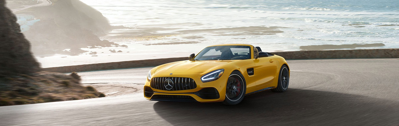 2020 Mercedes-Benz AMG GT Roadster Main Img