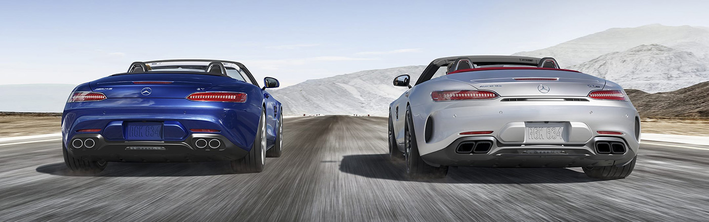 2020 Mercedes-Benz AMG GT Roadster Safety Main Img