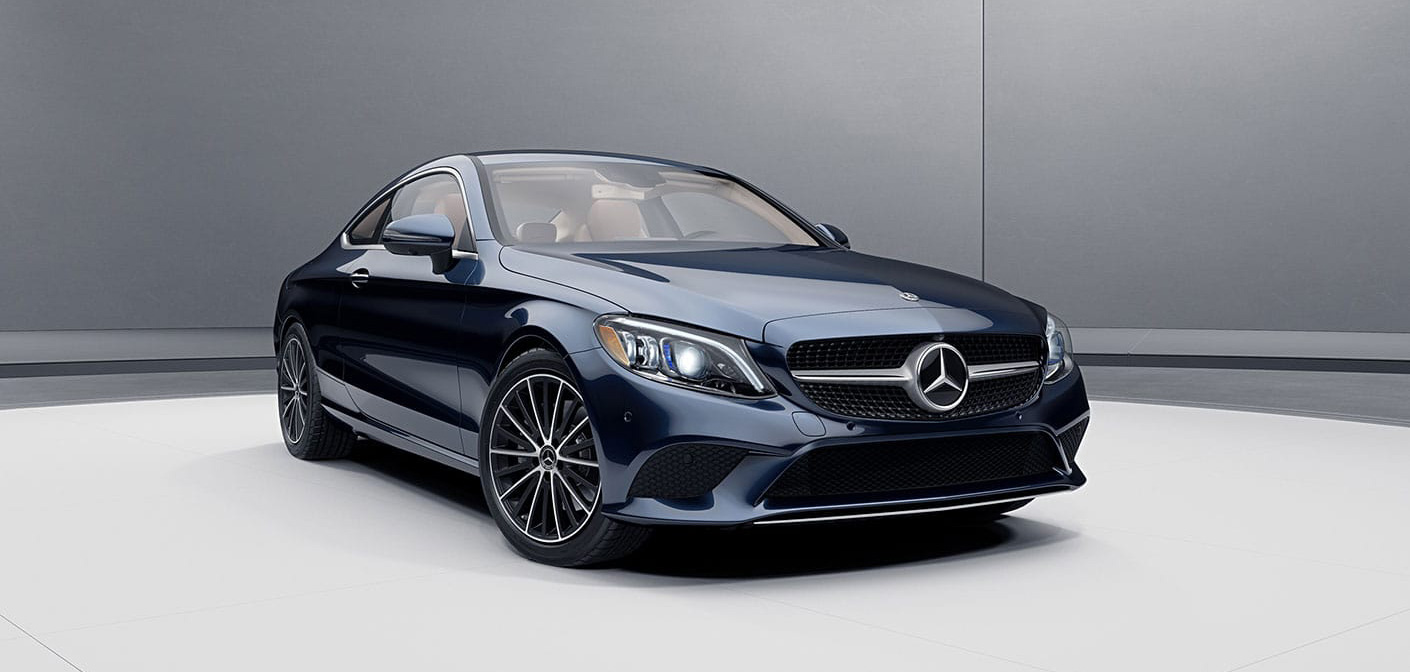 2020 Mercedes-Benz C-Class Coupe Appearance Main Img