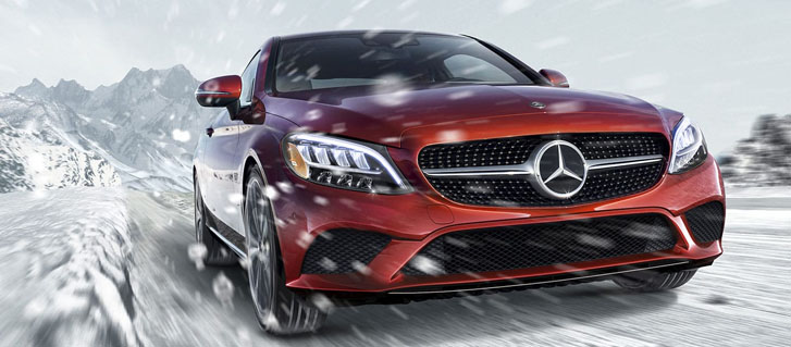 2020 Mercedes-Benz C-Class Coupe performance