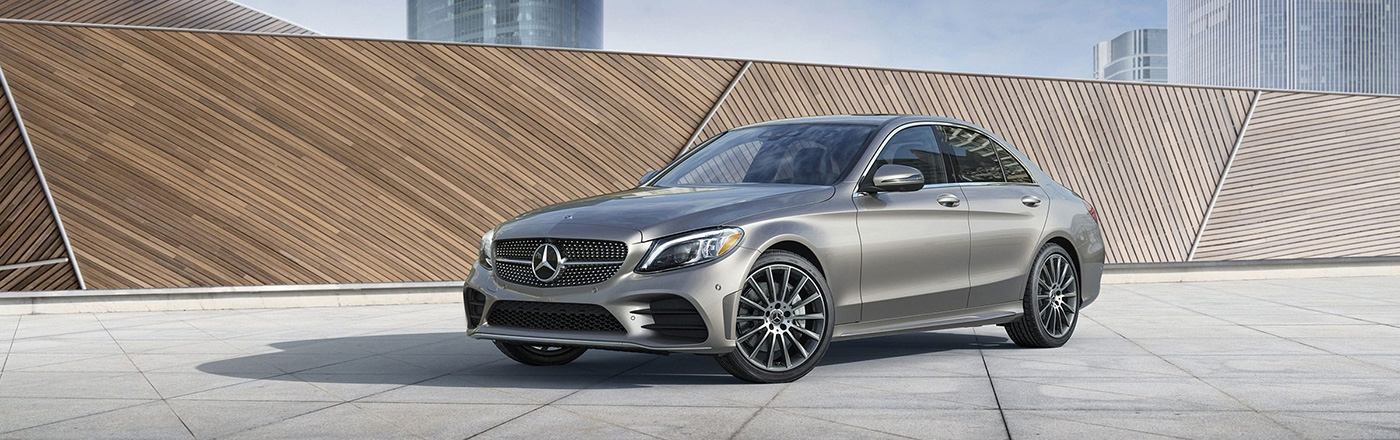 2020 Mercedes-Benz C-Class Sedan Appearance Main Img
