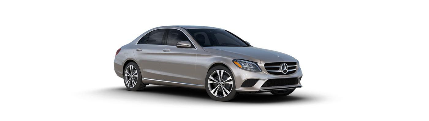 2020 Mercedes-Benz C-Class Sedan Main Img