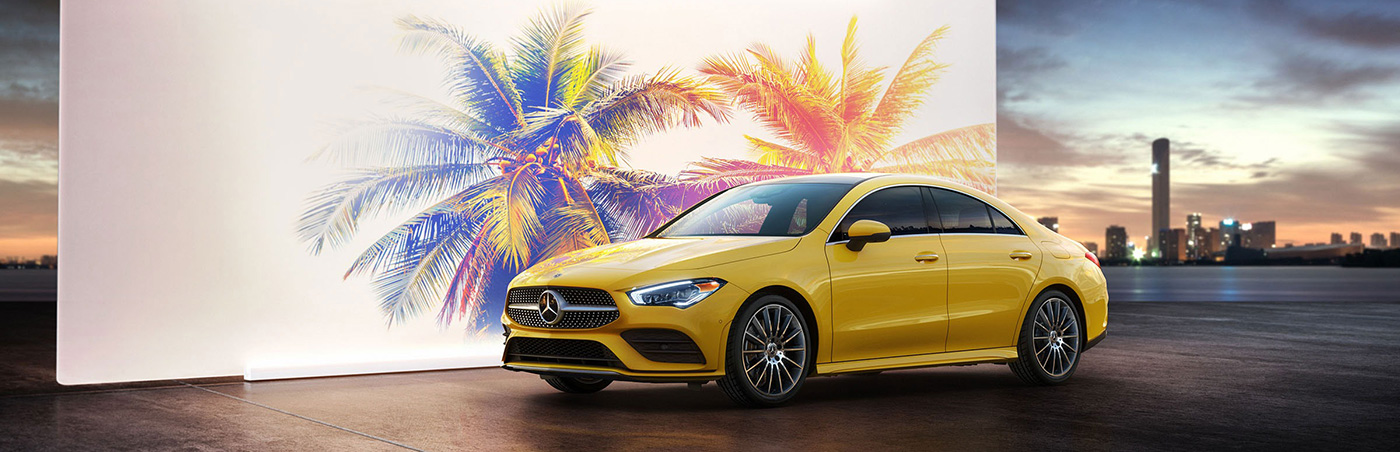 2020 Mercedes-Benz CLA Coupe Main Img