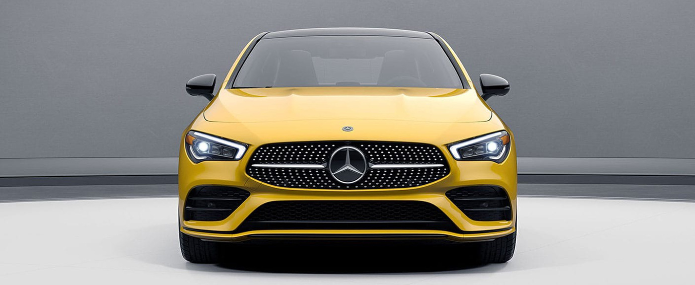 2020 Mercedes-Benz CLA Coupe Safety Main Img