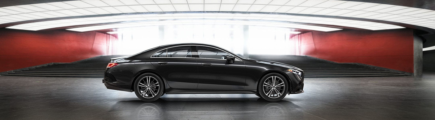 2020 Mercedes-Benz CLS Coupe Appearance Main Img