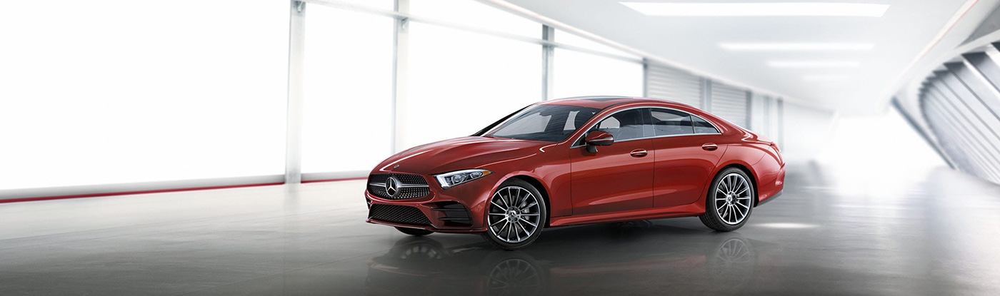 2020 Mercedes-Benz CLS Coupe Main Img