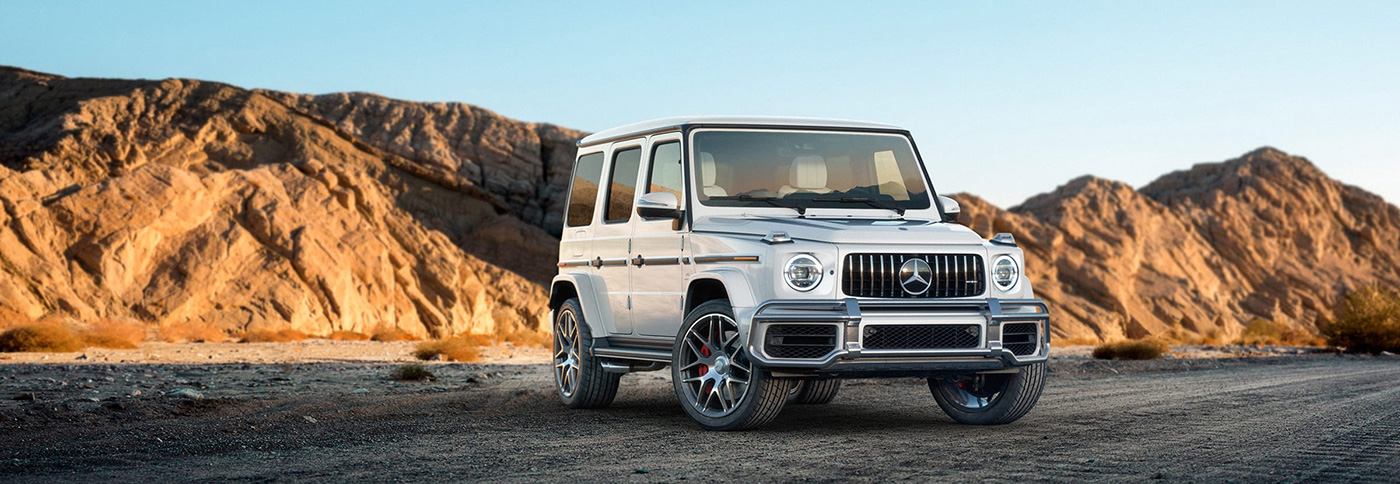 2020 Mercedes-Benz G-Class SUV Appearance Main Img