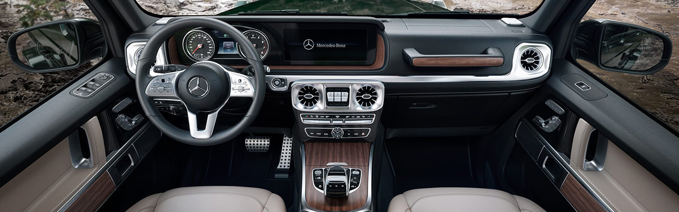 2020 Mercedes-Benz G-Class SUV Safety Main Img