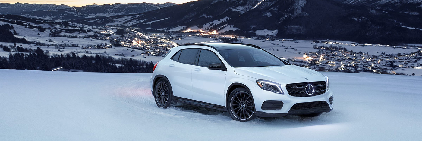 2020 Mercedes-Benz GLA SUV Main Img