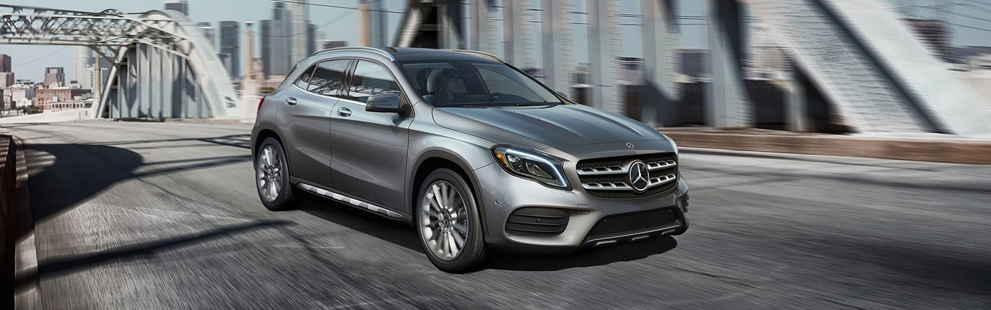 2020 Mercedes-Benz GLA SUV Safety Main Img