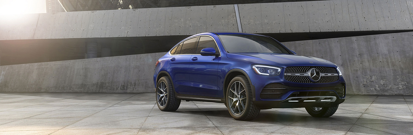 2020 Mercedes-Benz GLC Coupe Appearance Main Img