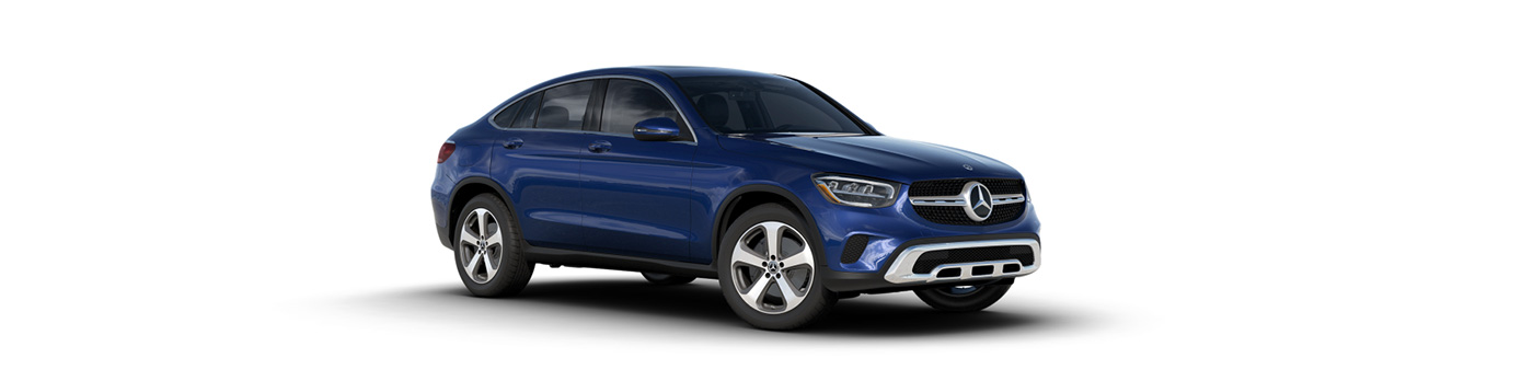 2020 Mercedes-Benz GLC Coupe Main Img