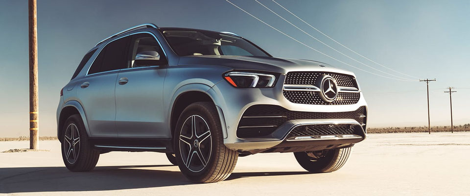 2020 Mercedes-Benz GLE SUV Appearance Main Img