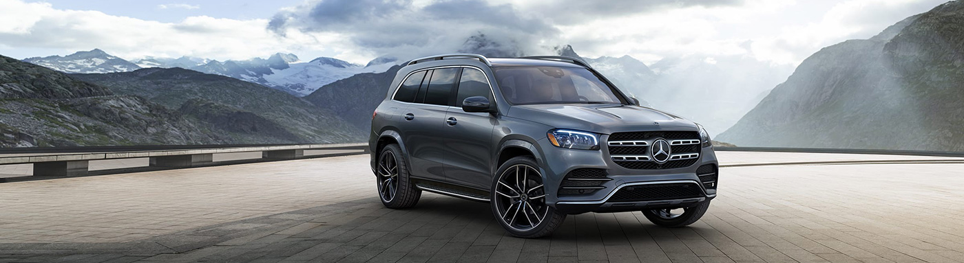 2020 Mercedes-Benz GLS SUV Main Img