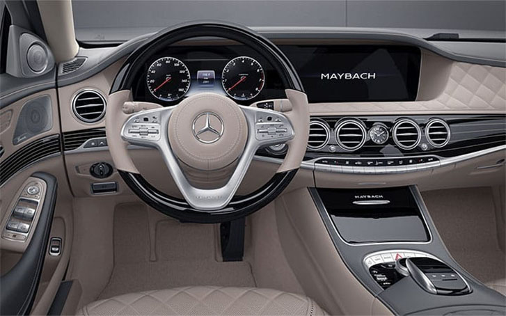 2020 Mercedes-Benz Maybach comfort