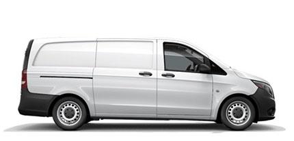 2020 Mercedes-Benz Metris Worker Cargo Van