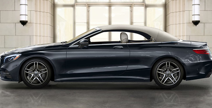 2020 Mercedes-Benz S-Class Cabriolet appearance