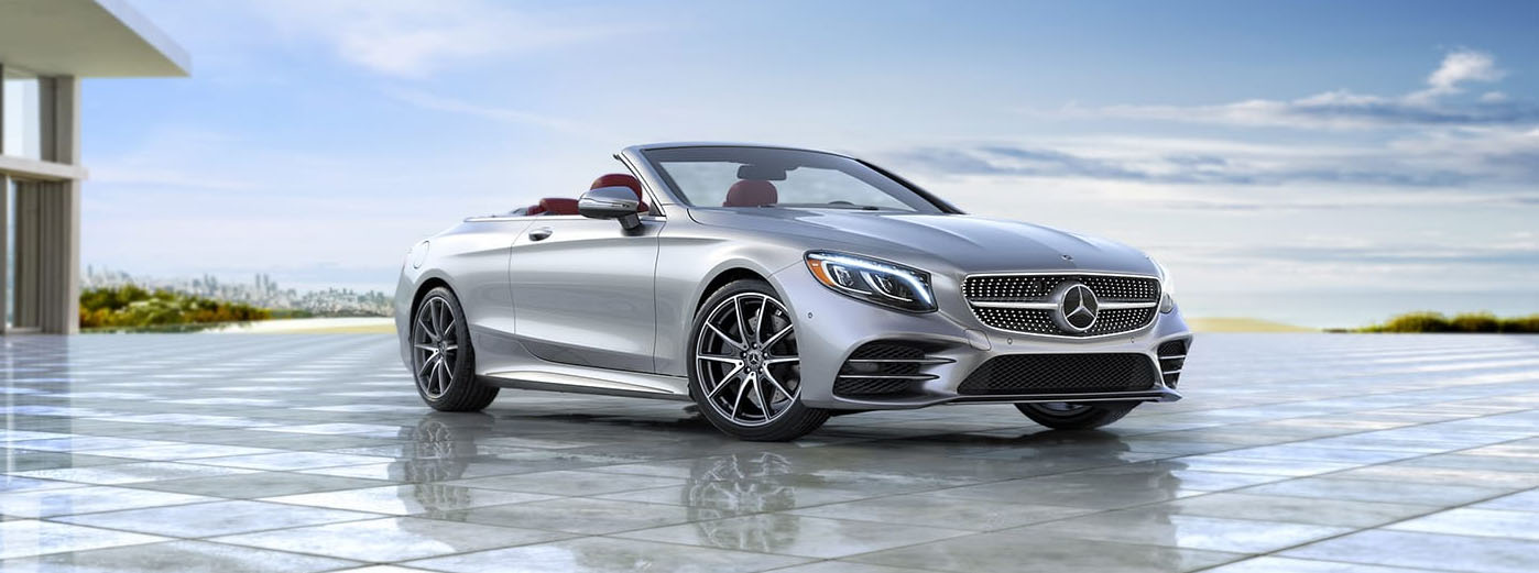 2020 Mercedes-Benz S-Class Cabriolet Main Img