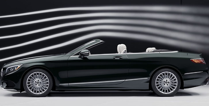 2020 Mercedes-Benz S-Class Cabriolet performance