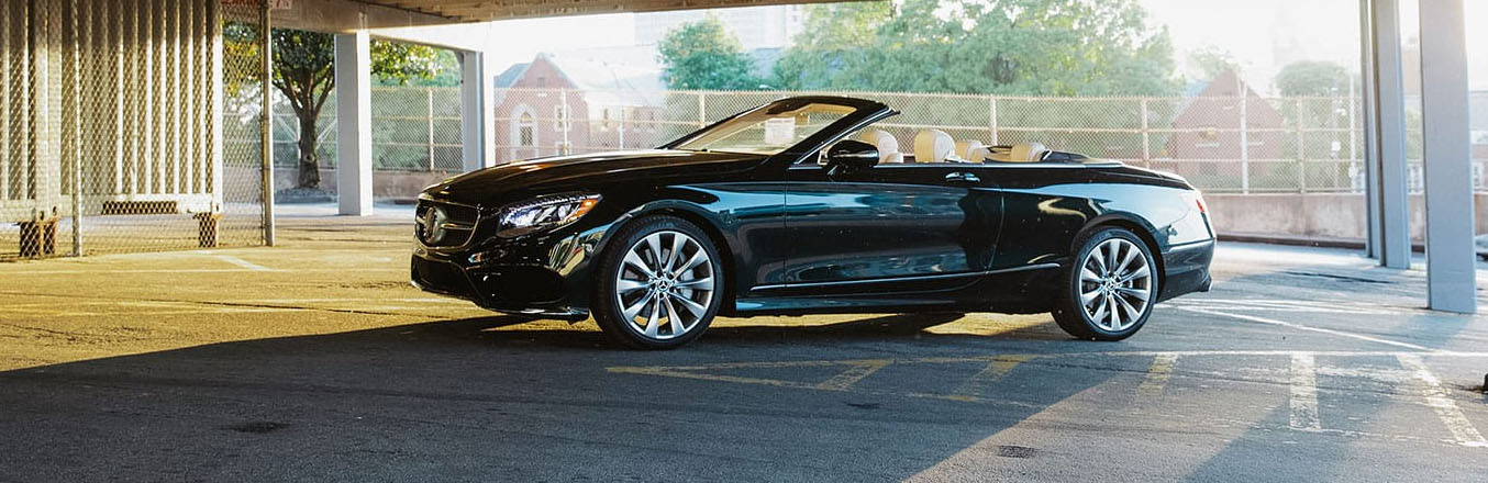 2020 Mercedes-Benz S-Class Cabriolet Safety Main Img