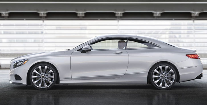 2020 Mercedes-Benz S-Class Coupe appearance