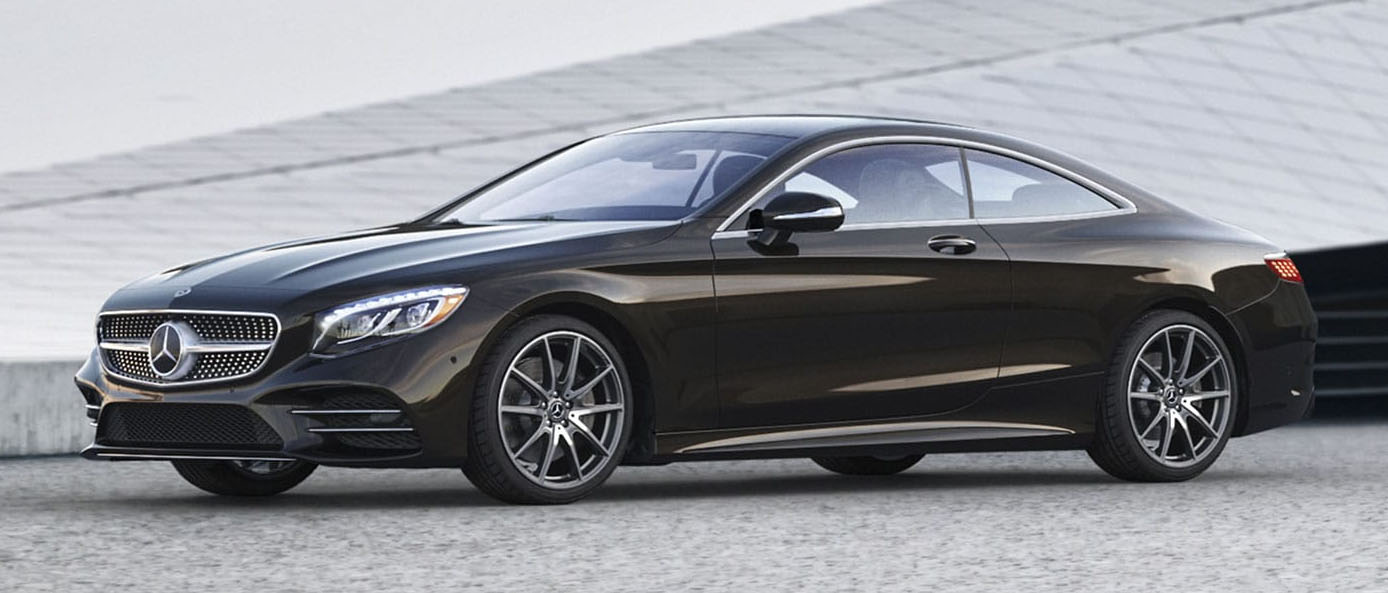 2020 Mercedes-Benz S-Class Coupe Main Img
