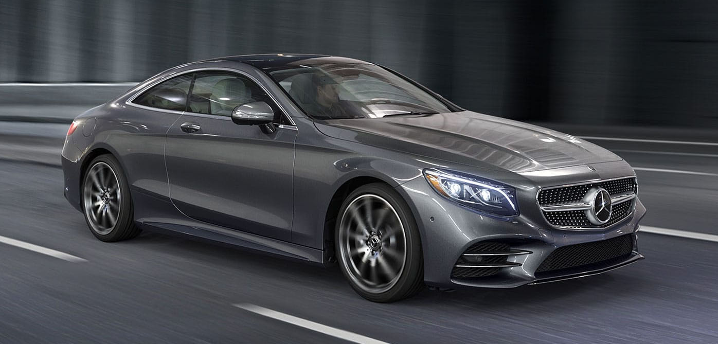 2020 Mercedes-Benz S-Class Coupe Safety Main Img
