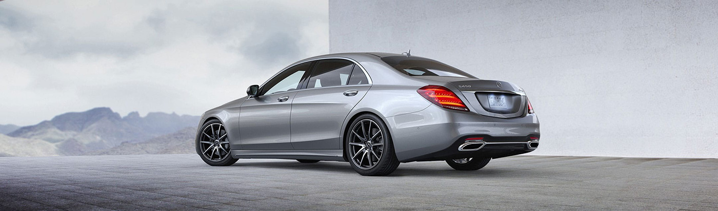 2020 Mercedes-Benz S Class Sedan Appearance Main Img
