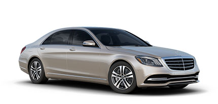 2020 Mercedes-Benz S Class Sedan