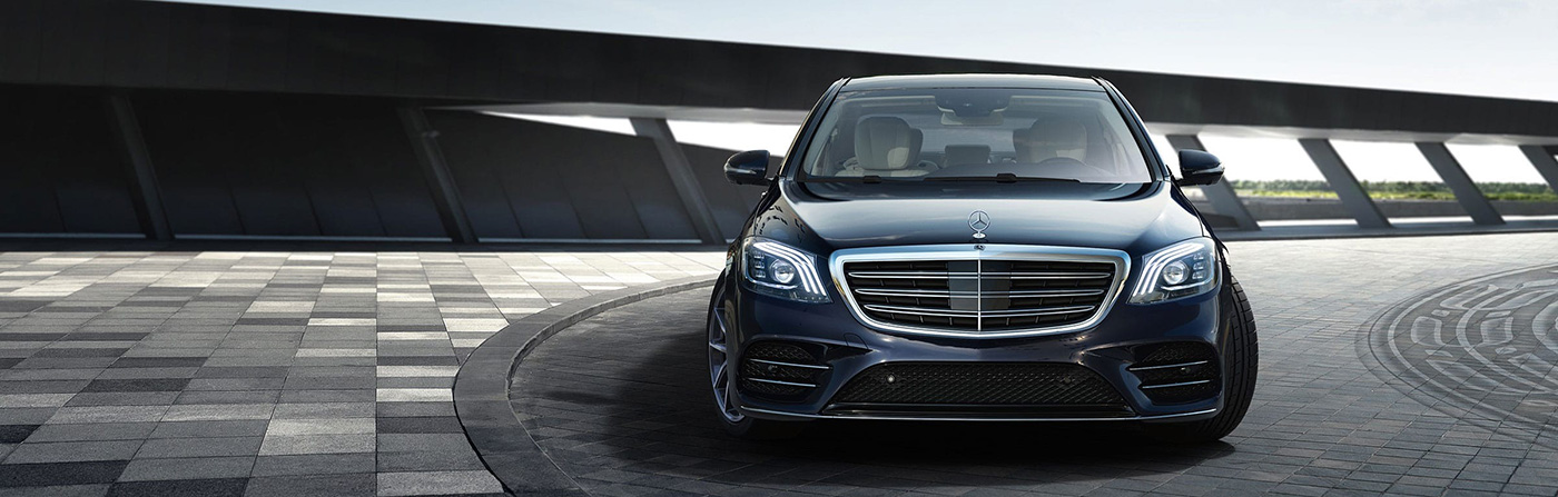 2020 Mercedes-Benz S Class Sedan Main Img