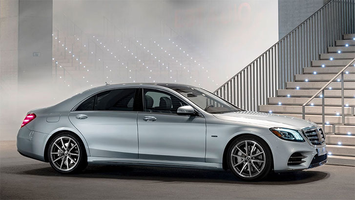 2020 Mercedes-Benz S Class Sedan performance