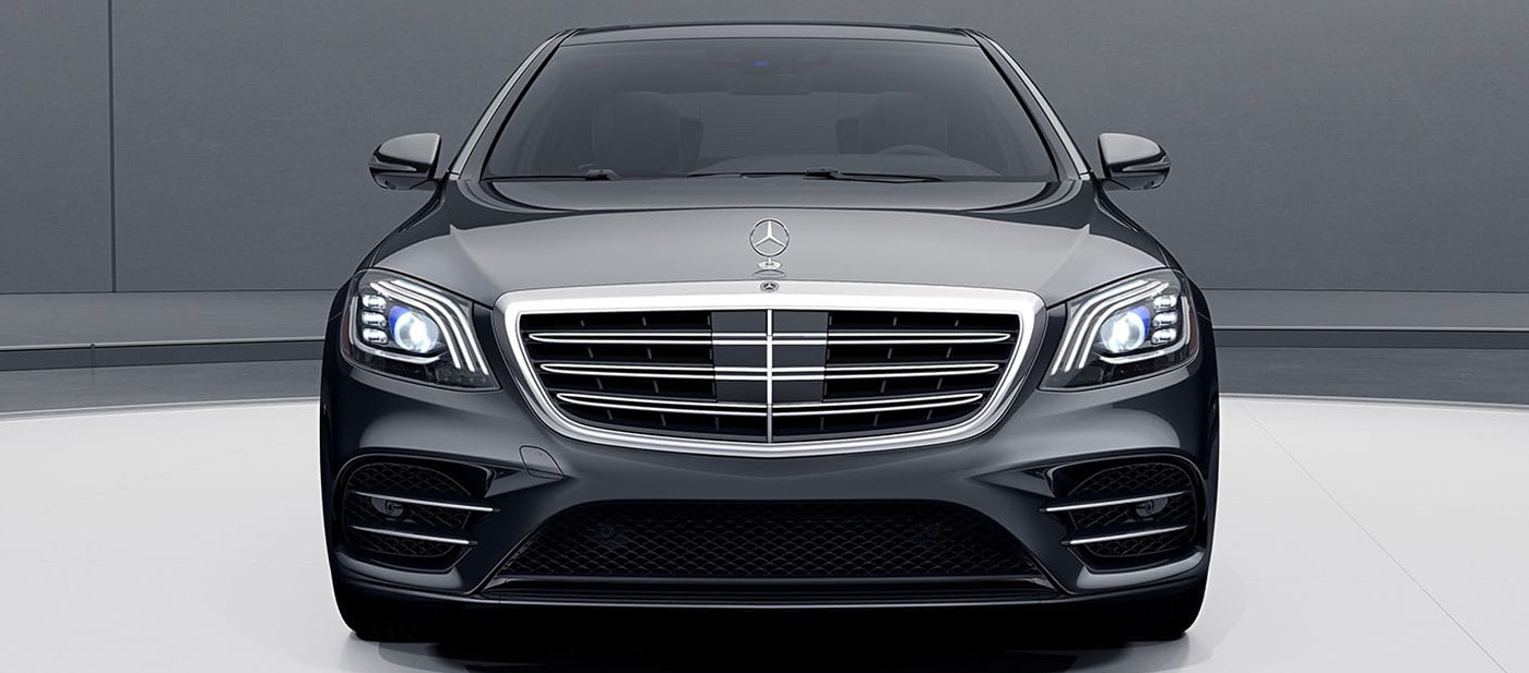 2020 Mercedes-Benz S Class Sedan Safety Main Img