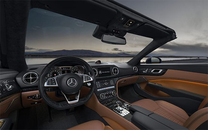 2020 Mercedes-Benz SL Roadster comfort