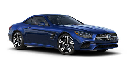 2020 Mercedes-Benz SL Roadster