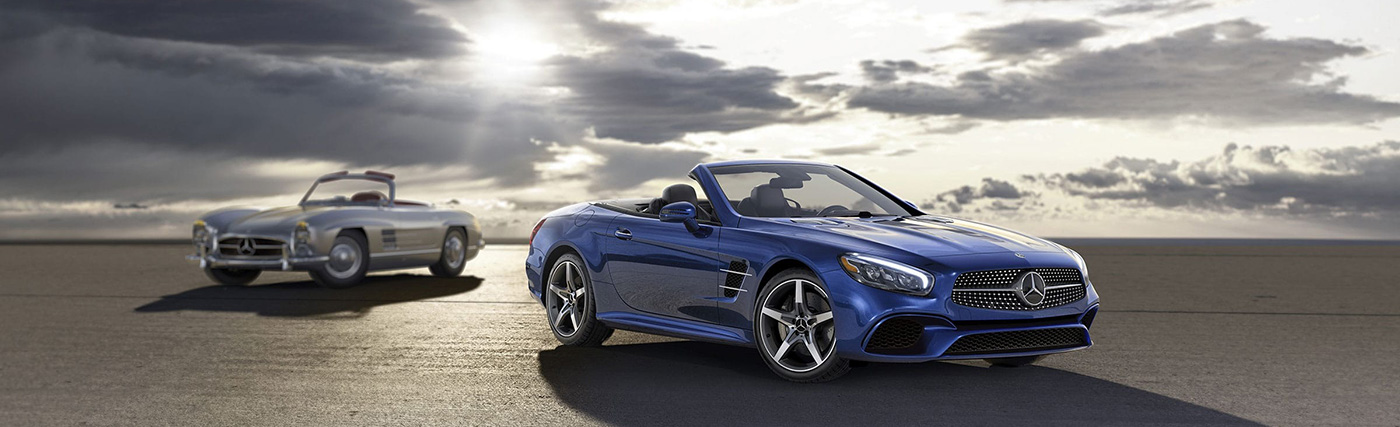 2020 Mercedes-Benz SL Roadster Main Img
