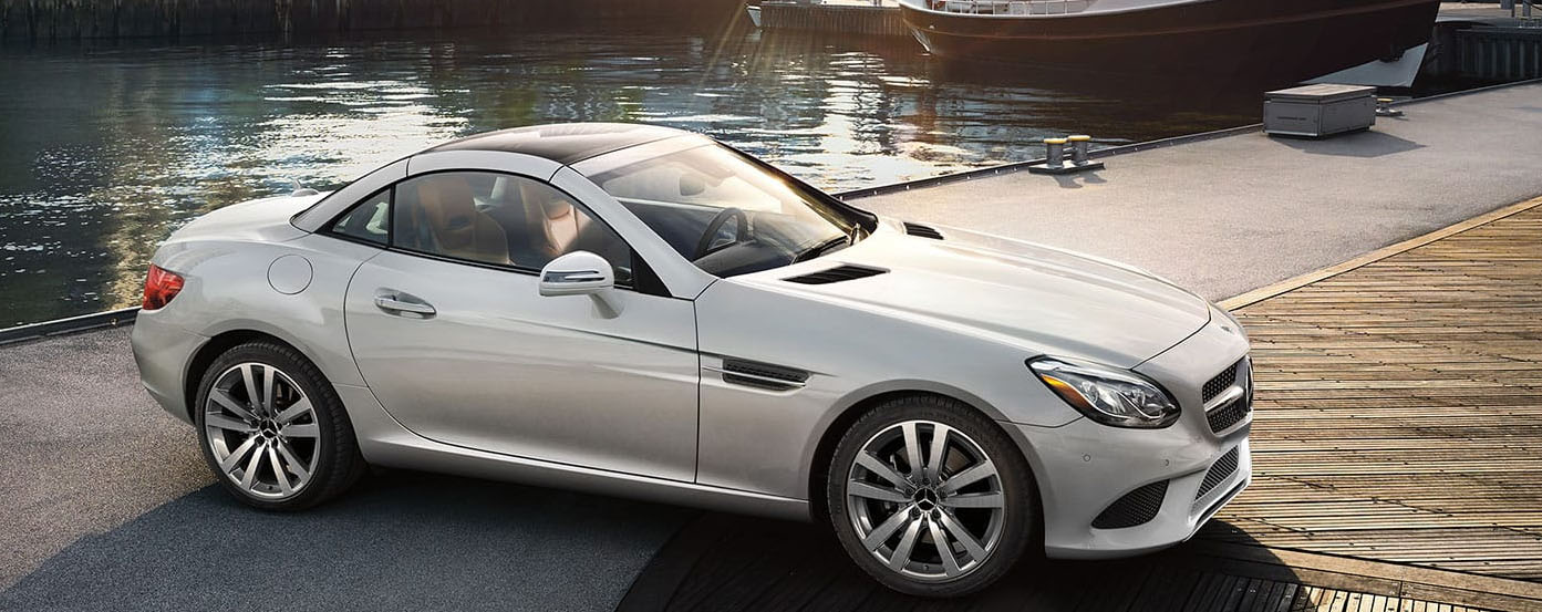 2020 Mercedes-Benz SLC Roadster Appearance Main Img