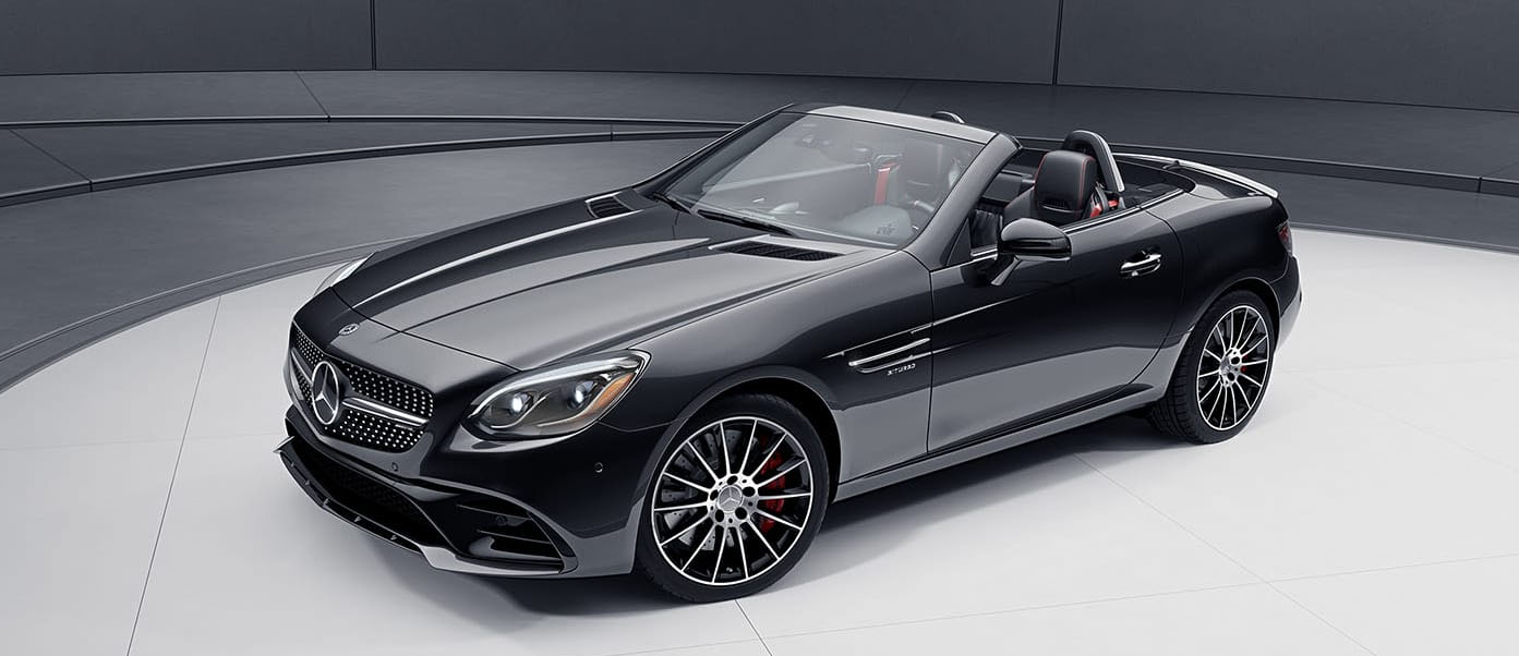 2020 Mercedes-Benz SLC Roadster Main Img